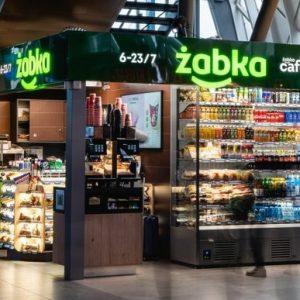 Żabka pobiła rekord – najmniejszy sklep sieci powstał w Poznaniu!