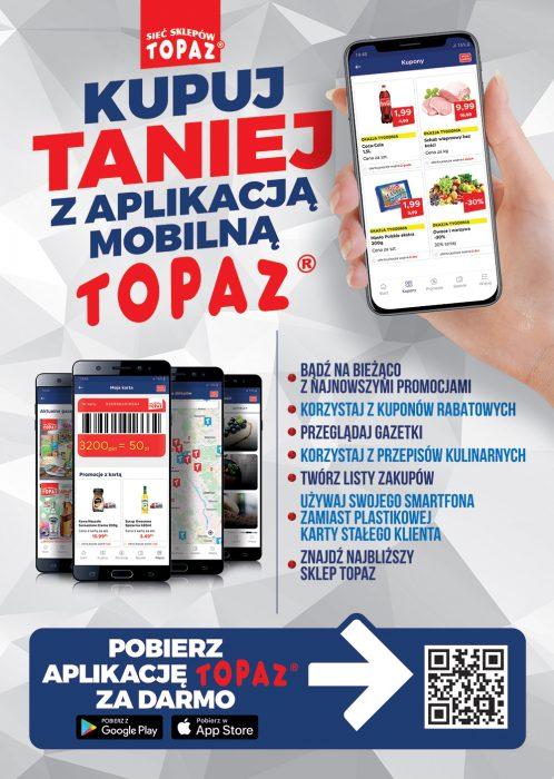 TOPAZ uruchamia mobilną aplikację