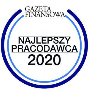 Żabka otrzymała tytuł Najlepszego Pracodawcy 2020!