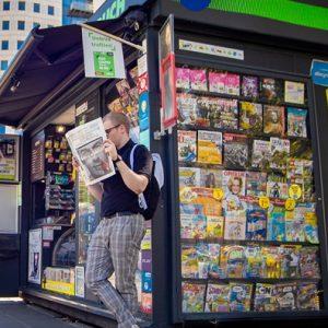 Orlen przejmie kioski Ruch