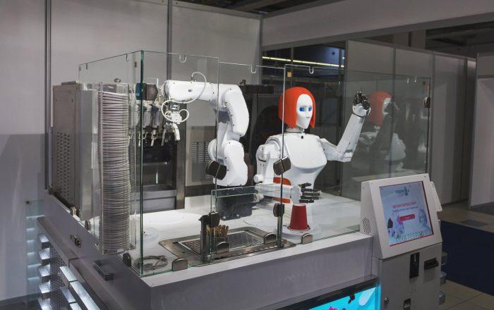 Robot Barista - przyszłość franczyzy gastronomicznej?