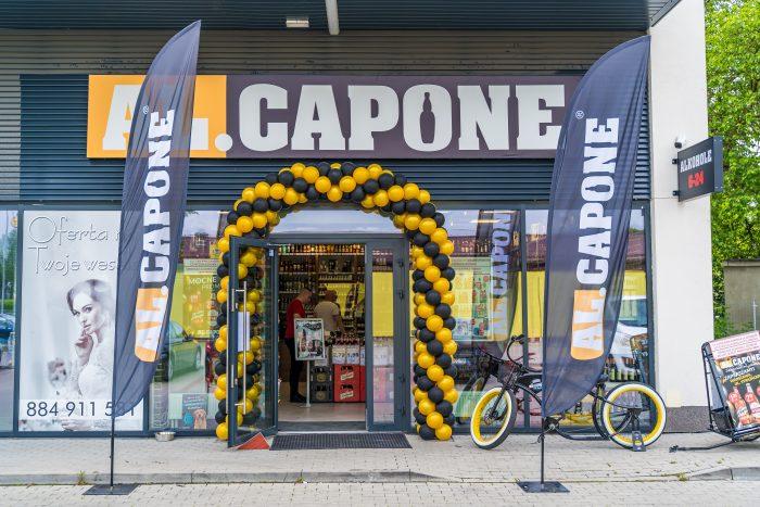 Kolejne sklepy franczyzowe pod szyldem Al. Capone!