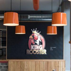 King Rooster - powstała nowa sieć franczyzowa!