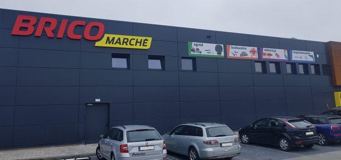 Kolejne franczyzowe Bricomarché!