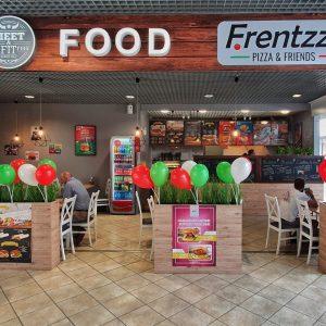 Kolejny franczyzowy lokal Frentzza!