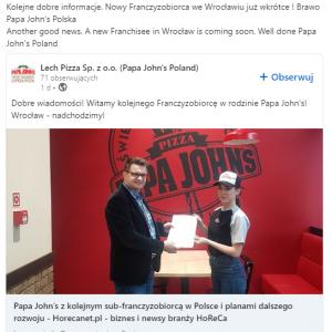 """""""Orlen Paczka"""" - w planach 10 tysięcy punktów! Żabka rezygnuje z plastiku! Franczyzowe otwarcie w Papa John's- flesz tygodnia"""