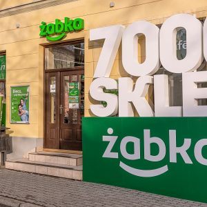 Franczyza Żabki rośnie! Sieć otwiera 7-tysięczny sklep!