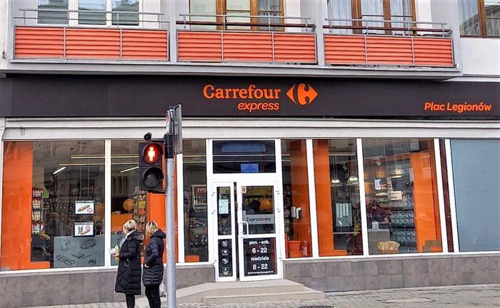 Kolejne 10 sklepów pod szyldem Carrefour i Globi!